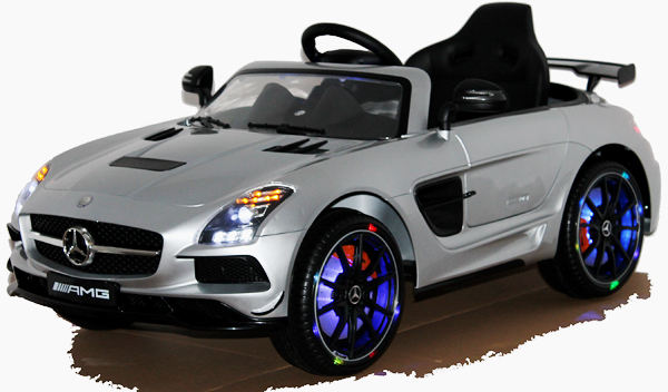 mercedes benz sls amg sx128 silber. Black Bedroom Furniture Sets. Home Design Ideas